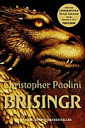 Brisingr: Or the Seven Promises of Eragon Shadeslayer and Saphira Bjartskular - Inheritance Book Three Cover