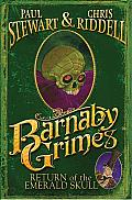 Barnaby Grimes: Return of the Emerald Skull Cover