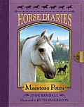 Horse Diaries #4: Maestoso Petra Cover