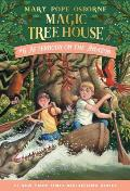 Magic Tree House #6: Afternoon on the Amazon Cover