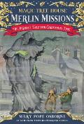 Magic Tree House #44: A Ghost Tale for Christmas Time Cover