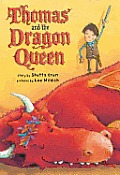 Thomas and the Dragon Queen Cover