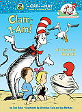 Clam-I-Am!: All about the Beach (Cat in the Hat's Learning Library) Cover