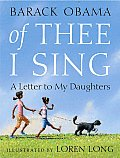 Of Thee I Sing: A Letter to My Daughters Cover