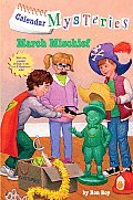 Calendar Mysteries #03: March Mischief Cover