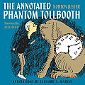 The Annotated Phantom Tollbooth Cover