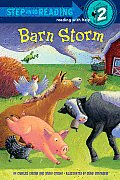 Barn Storm (Step Into Reading - Level 2 - Library) Cover