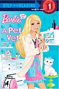 I Can Be a Pet Vet (Step Into Reading - Level 1 - Library)