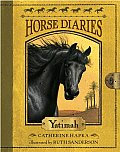 Horse Diaries #06: Yatimah Cover