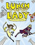 Lunch Lady and the Field Trip Fiasco (Lunch Lady) Cover