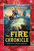 Books of Beginning #02: The Fire Chronicle Cover