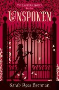 Lynburn Legacy #01: Unspoken Cover