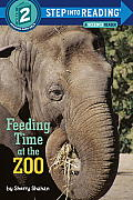 Feeding Time at the Zoo (Step Into Reading: A Step 2 Book)