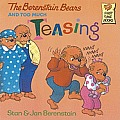 The Berenstain Bears and Too Much Teasing Cover