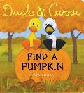 Duck & Goose, Find a Pumpkin Cover