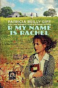 R My Name Is Rachel Cover