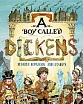 A Boy Called Dickens Cover