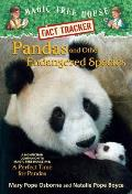 Magic Tree House Fact Tracker #26: Pandas and Other Endangered Species: A Nonfiction Companion to Magic Tree House #48: A Perfect Time for Pandas Cover