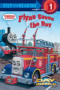 Flynn Saves the Day (Thomas & Friends) Cover