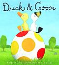 Duck and Goose Cover