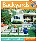 Backyards: A Sunset Design Guide (Sunset Design Guides) Cover