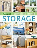 Complete Home Storage (Sunset Book)
