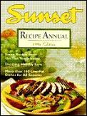 Sunset Recipe Annual 1996
