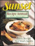 Sunset Recipe Annual 2001