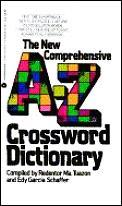 New Comprehensive A Z Crossword Dictionary
