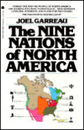 Nine Nations of North America Cover
