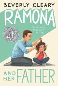 Ramona and Her Father (Avon Camelot Books) Cover
