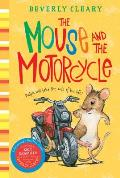 The Mouse and the Motorcycle (Avon Camelot Books) Cover