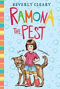 Ramona the Pest (Ramona Quimby) Cover
