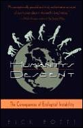 Humanity's Descent: The Consequences of Ecological Instability Cover