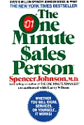 The One-Minute Sales Person Cover