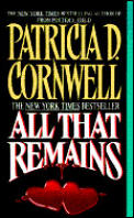 All That Remains (Kay Scarpetta Mysteries) Cover