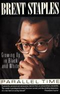 Parallel Time: Growing U: Growing Up in Black and White Cover