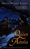 The Queen of Attolia Cover