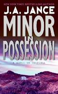 Minor in Possession: A J.P. Beaumont Mystery (J. P. Beaumont Mysteries) Cover