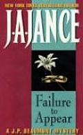 Failure to Appear A J P Beaumont Mystery