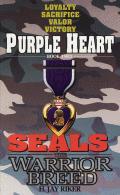 Purple Heart Seals The Warrior Breed 2
