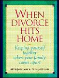 When Divorce Hits Home Keeping Yourself