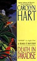 Death in Paradise (Henrie O Mysteries) Cover