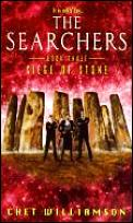 Searchers Bk. 3: Siege Of Stone by Chet Williamson
