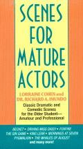 Scenes For Mature Actors