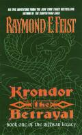 Riftwar Legacy #01: Krondor the Betrayal:: Book One of the Riftwar Legacy Cover
