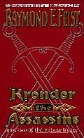Krondor: The Assassins:Riftwar Legacy  #02 Cover