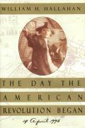 Day The American Revolution Began
