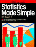 Statistics Made Simple (Made Simple Books) Cover