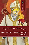 Confessions of St. Augustine (Image Book) Cover